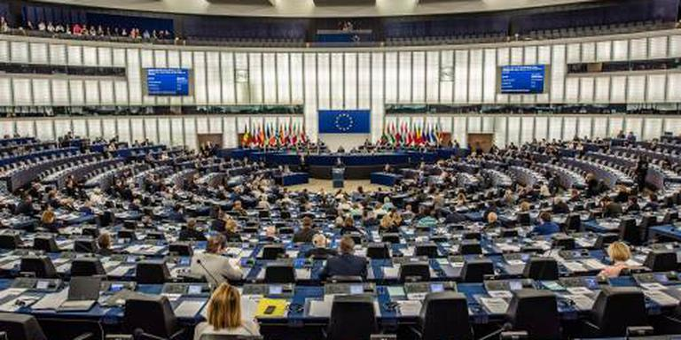Europees Parlement krimpt in