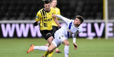VVV en Vitesse in evenwicht in Venlo