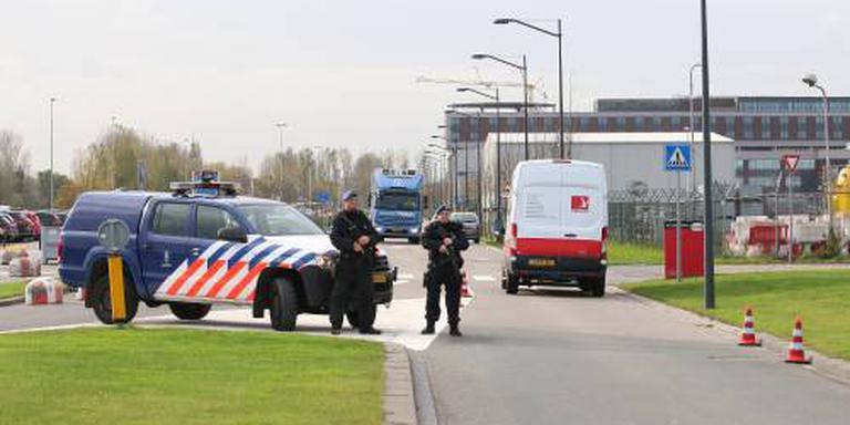 Mogelijke dreiging luchthaven Rotterdam
