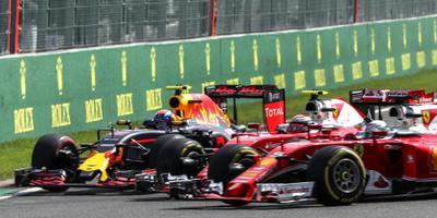 Vettel tart Verstappen