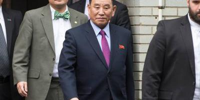 Trump ontmoet gezant Noord-Korea in Witte Huis