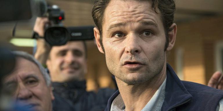 Van der Dussen vindt vrijlating 'onwerkelijk'