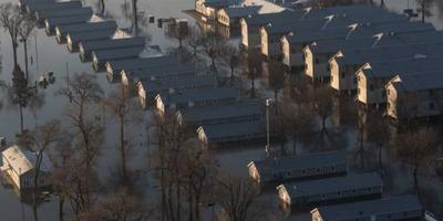 Ruim miljard schade overstromingen Nebraska