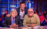 Bizar: Johan Derksen en René van der Gijp vanavond alweer aan tafel met Wilfred Genee