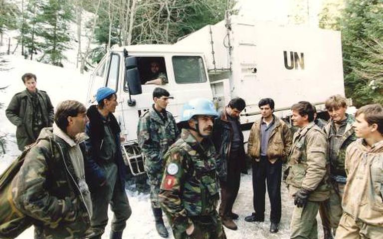 Commentaar: Srebrenica