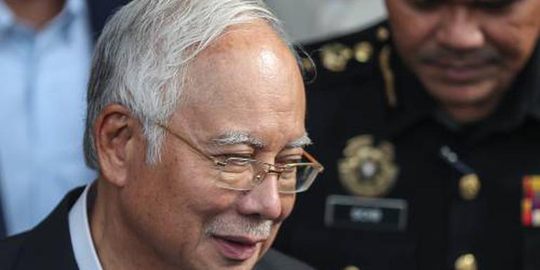 Maleisische oud-premier Najib opgepakt