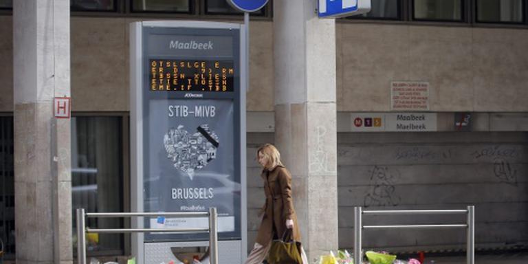 Metrostation Maalbeek gaat weer open