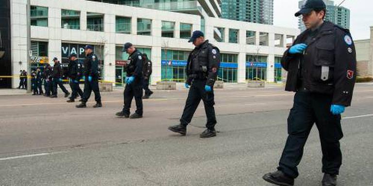 'Schutter Toronto had psychische problemen'