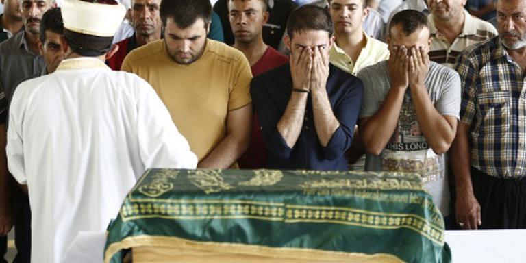 Dodental bomaanslag Turkse bruiloft gestegen