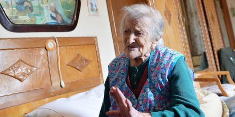 Oudste mens ter wereld is 117 jaar