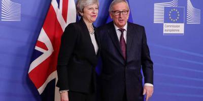 Geen doorbraak in impasse over brexitakkoord