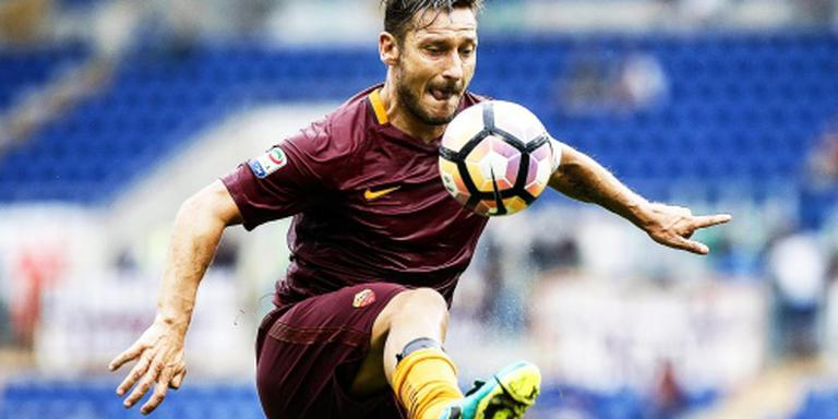 AS Roma verliest bij Torino