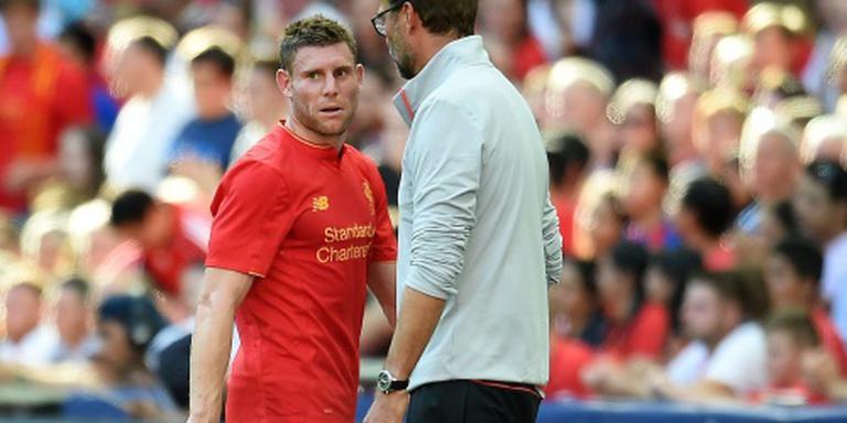 Liverpool deelt tik uit aan Leicester