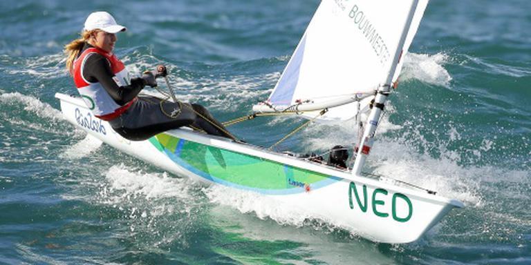 Zeilster Bouwmeester grijpt koppositie in Rio