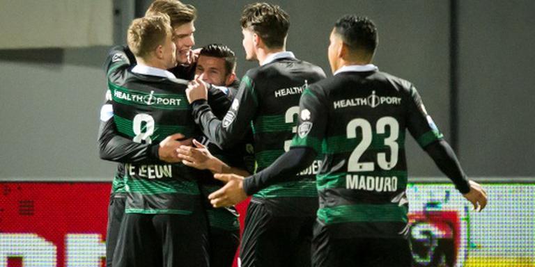 PEC Zwolle verliest opnieuw van FC Groningen
