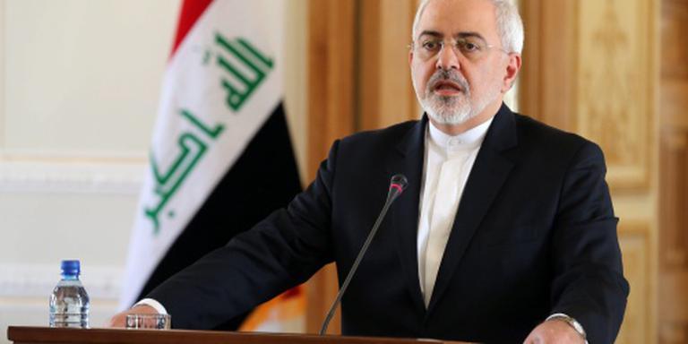 Iran wacht op excuses van VS