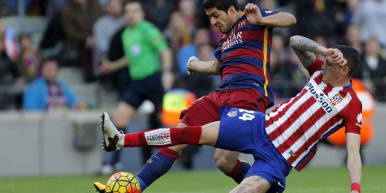 Spaans gevecht in Champions League