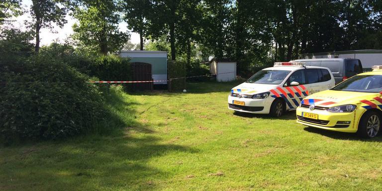 Lichaam gevonden in caravan op camping Harkstede ...