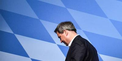 Poll: geen absolute meerderheid CSU in Beieren