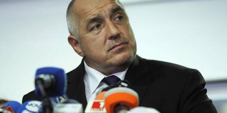 Bulgaarse premier Borisov biedt ontslag aan