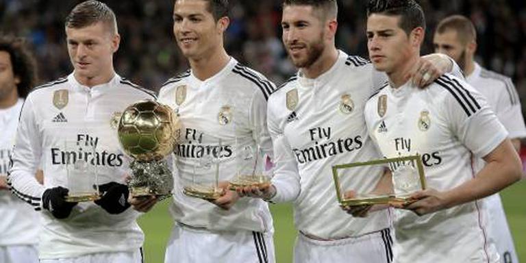 Gouden Bal wordt FIFA's Best