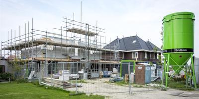In Drenthe en Groningen zijn in 2018 samen 4.400 bouwvergunningen verleend. Foto: ANP/Lex van Lieshout