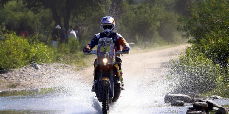Rodrigues wint langste etappe Dakar