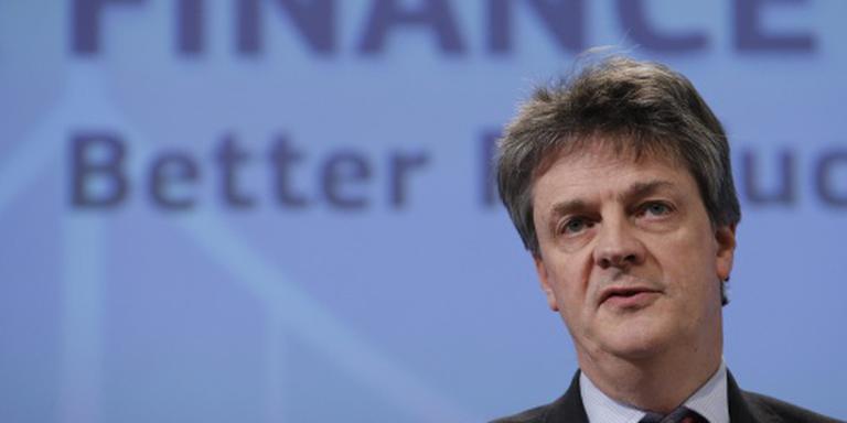 Britse EU-commissaris stapt op