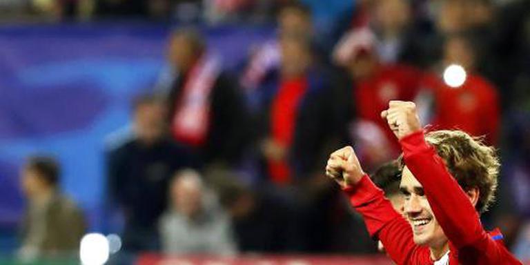 Atlético met Griezmann, Real zonder Ramos