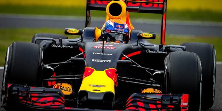 Verstappen tweede in Grand Prix van Japan