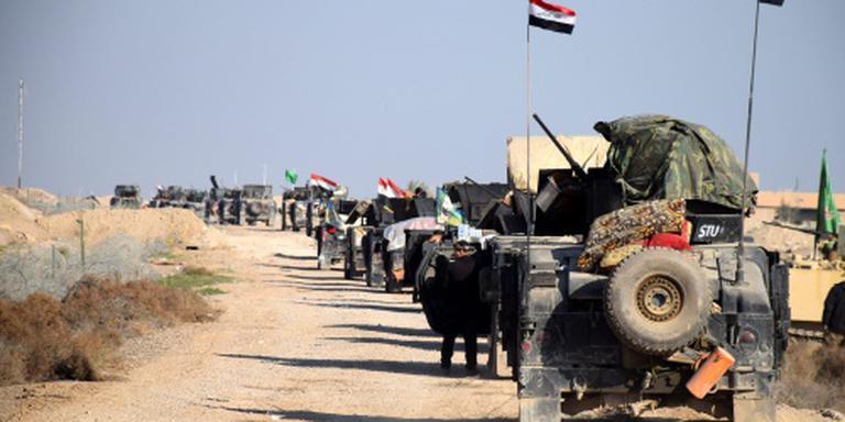 Irak meldt inname IS-bolwerk in Ramadi