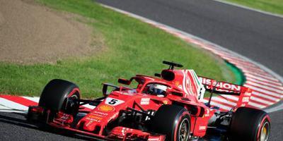 'Titel Vettel met Ferrari kwestie van tijd'