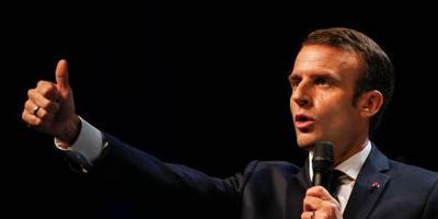 Justitie onderzoekt giften partij Macron