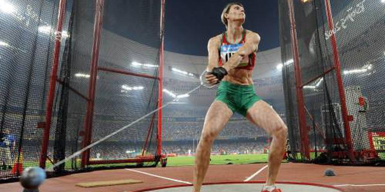 Olympisch kampioenen bij hertesten gepakt