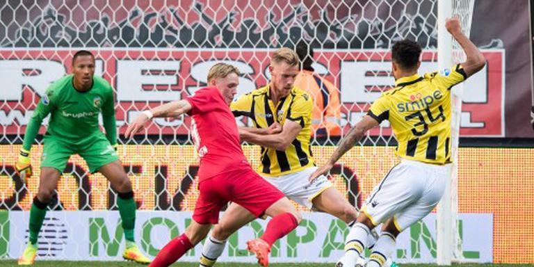 Twente verslaat Vitesse (2-1) en is nu zesde