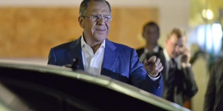 Lavrov: schandalige Engelse provocaties