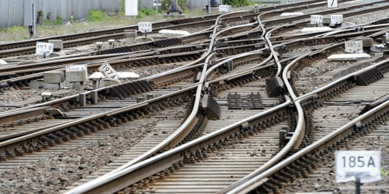 Geen treinen tussen Groningen en Assen