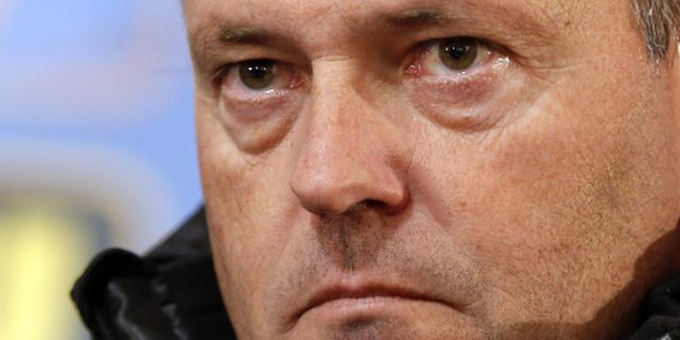 Real Betis ontslaat coach Mel
