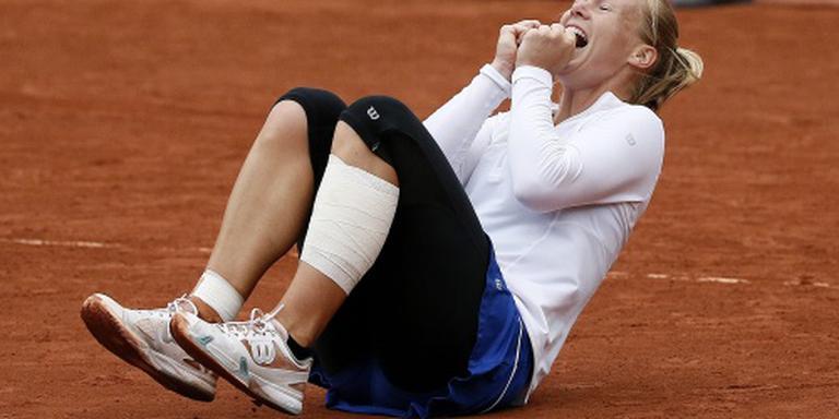 Bertens durft nu ook Serena Williams aan