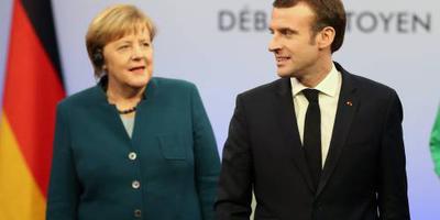 Frankrijk en Duitsland sluiten nieuw verdrag