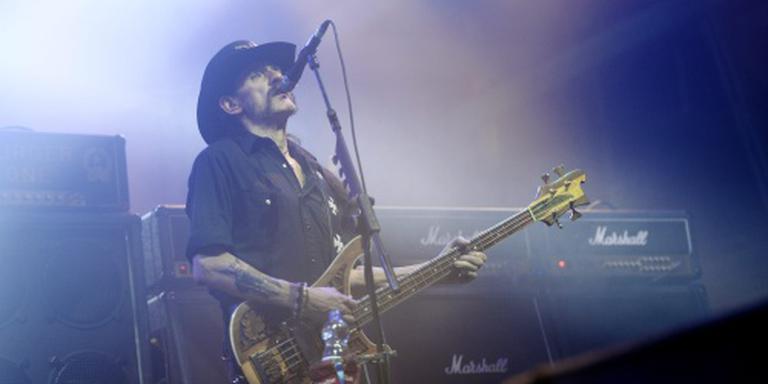 Voorman heavy metalband Motörhead overleden