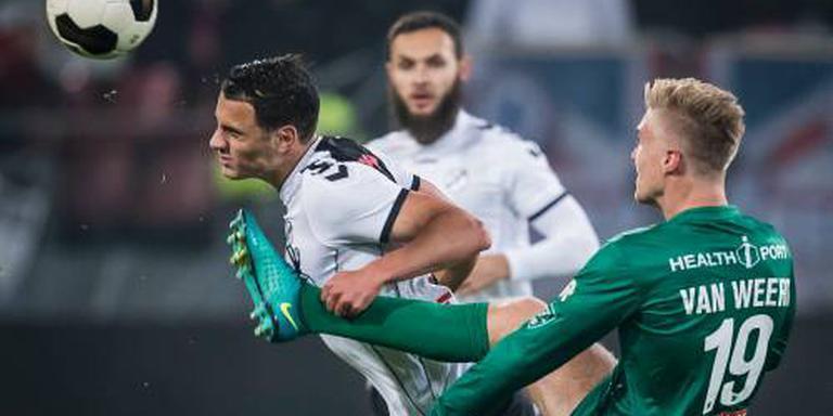 FC Utrecht schakelt FC Groningen weer uit