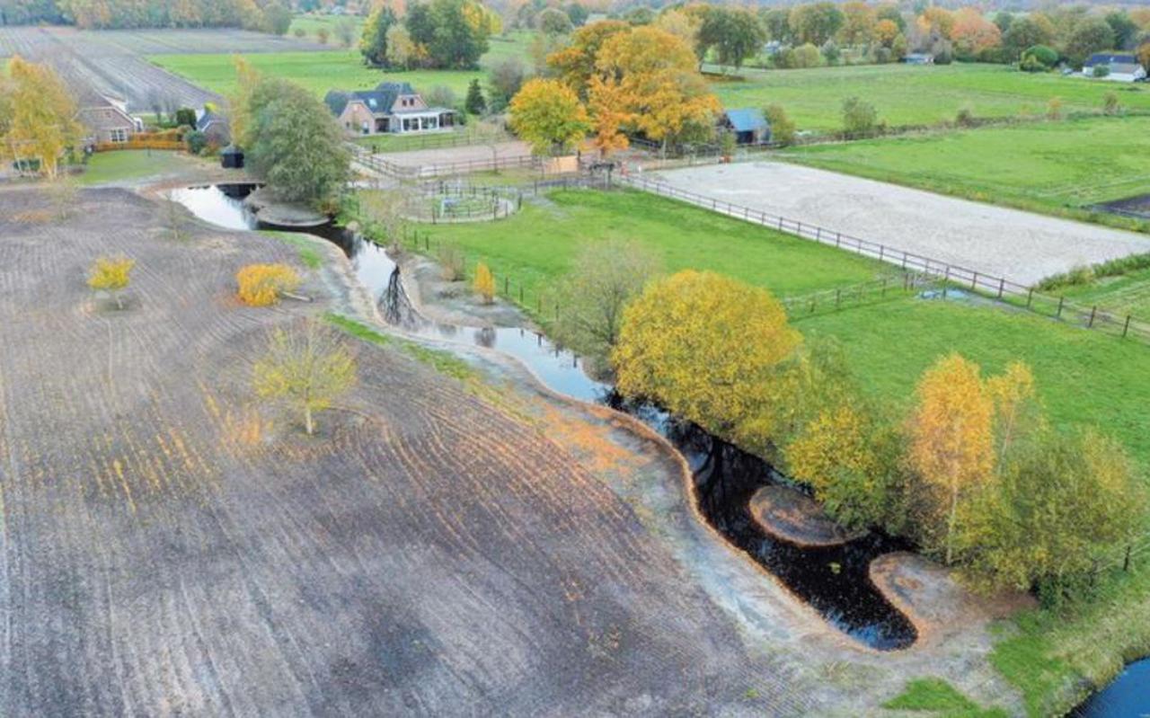 Onderzoekers zijn bezig om in kaart te brengen hoe het veengebied ten zuidoosten van Hoogeveen gevormd is.