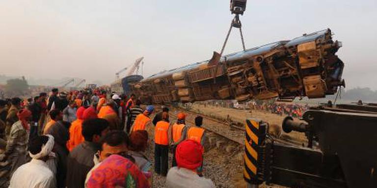 Dodental treinramp India stijgt verder