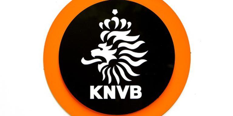 KNVB heeft geen voetbal meer