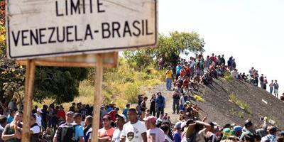 Spanning bij grens Venezuela neemt toe