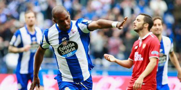 Deportivo verliest ondanks treffer Babel