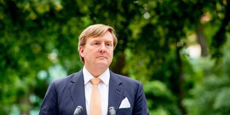 Koning bezoekt Nederlandse militairen in Litouwen