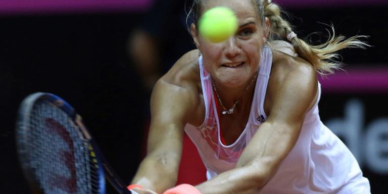 Tennisster Rus in finale Hua Hin