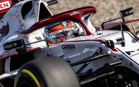 Räikkönen keert na coronabesmetting nuchter terug in Formule 1